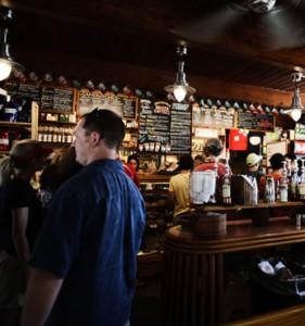 Restauracja Ratuszova w Poznaniu - drink bar
