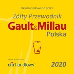 Rekomendacja Gault & Millau 2016 dla Restauracji Ratuszova, Poznań, Stary Rynek