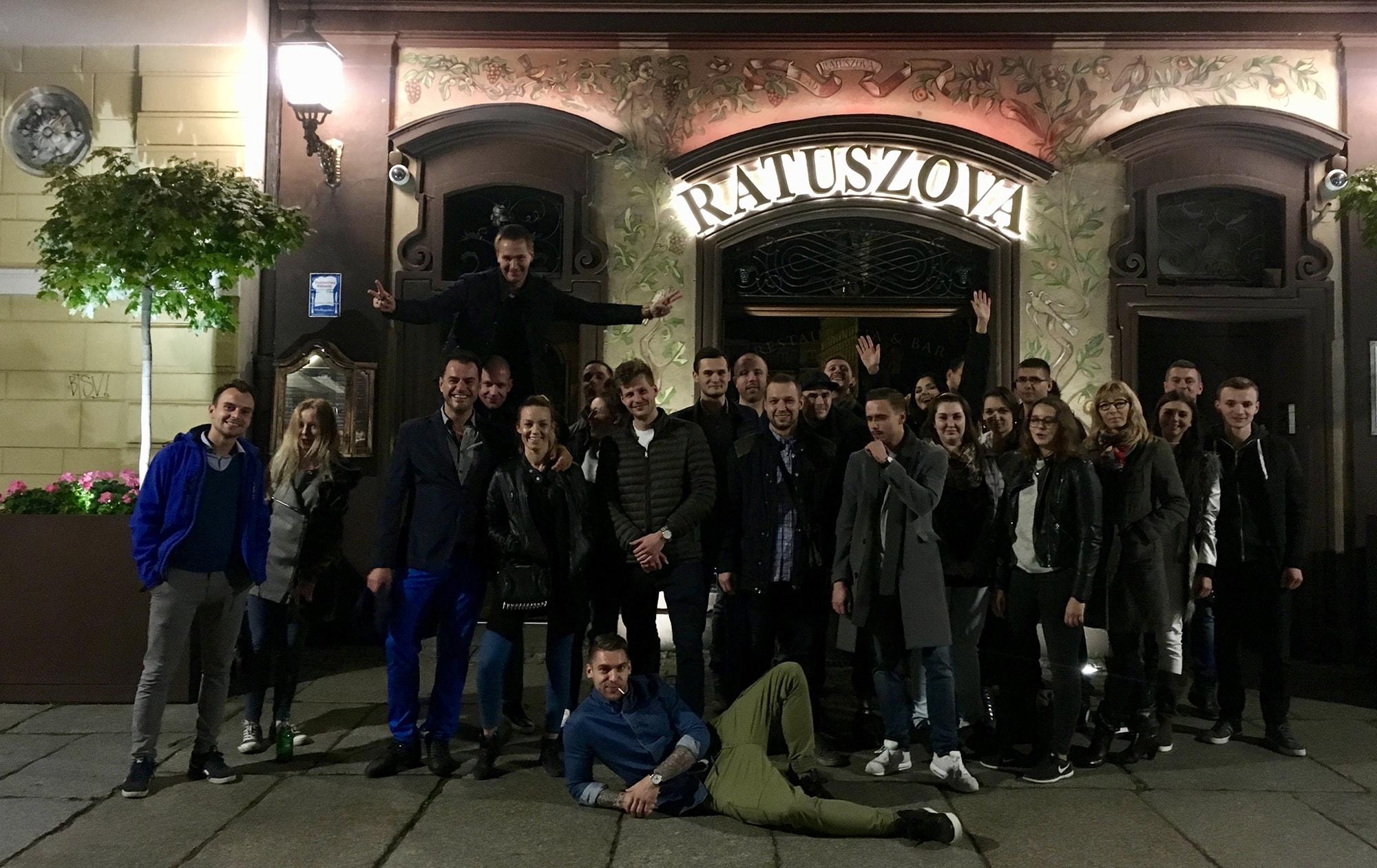 Ratuszova Team