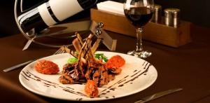 Najlepsza restauracja w Poznaniu - Ratuszova - deser czekoladowy