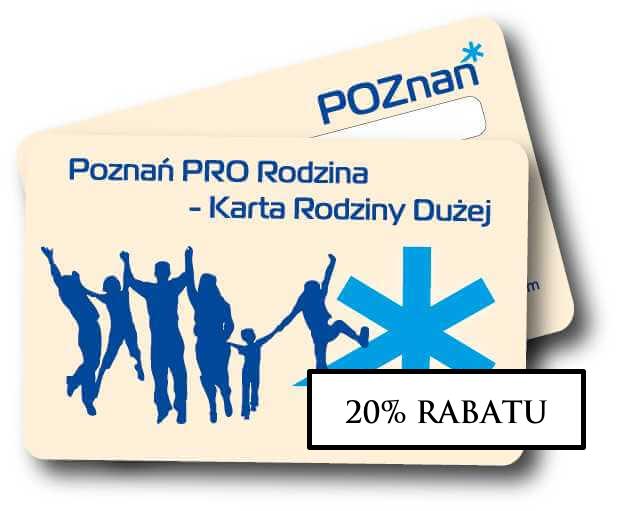 Restauracja Ratuszova w Poznaniu honoruje kartę dużej rodziny